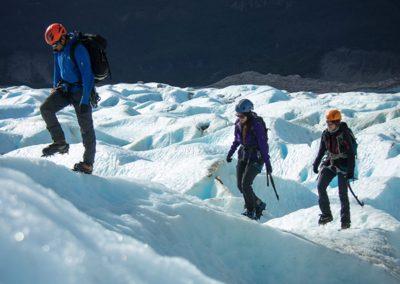 Ice Trek Glaciar Exploradores 3